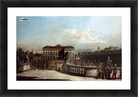 Liechtenstein Garden Palace in Vienna Picture Frame print