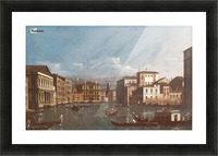 Arno in Florence Picture Frame print