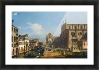 City moments Picture Frame print