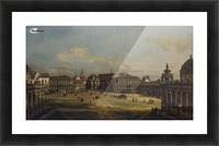 Zwinger in Dresden Picture Frame print