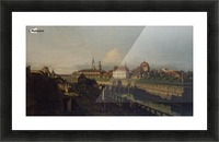 Old Fortifications of Dresden Picture Frame print
