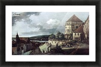 View from Pirna Picture Frame print