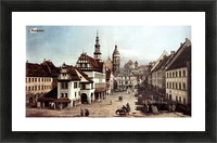 City of Pirna Picture Frame print