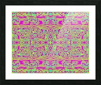 A Peice of Rustical Mysticism Picture Frame print