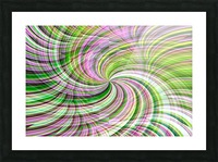 WHIRLWIND 1 Picture Frame print