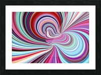WHIRLWIND 2C Picture Frame print