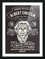 Albert einstein poster Picture Frame print