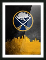 Buffalo Sabres 2 Picture Frame print