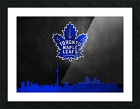 Toronto Maple Leafs Picture Frame print