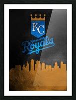 Kansas City Royals Picture Frame print