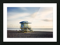 Miami Beach 030 Picture Frame print