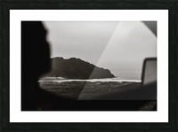 California Roadtrip Impression et Cadre photo