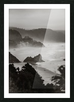 Walk on the beach Impression et Cadre photo