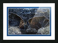 Cave Picture Frame print