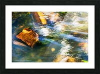 River I Picture Frame print
