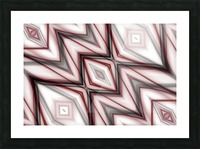 Abstract art III Picture Frame print
