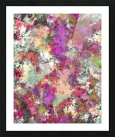 Debris Picture Frame print