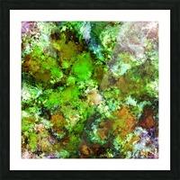 Green scene Impression et Cadre photo