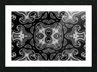 Fine art - Fractal Picture Frame print