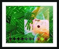TUTU SMALL WORLD Picture Frame print