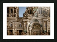 berlin cathedral building_1588539606.9187 Picture Frame print
