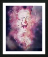 Chester Charles Bennington Picture Frame print