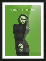 youre still the one   Shania Twain Picture Frame print