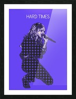 Hard Times   Paramore Picture Frame print