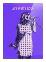 Jennifers body   Courtney Love   Hole Picture Frame print
