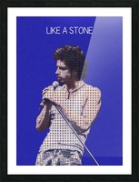 Like a Stone   Chris Cornell   Audioslave   Picture Frame print