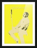 Love of My Life   Freddie Mercury Picture Frame print