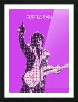 Purple Rain   Prince Picture Frame print