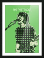 The Pretender   Dave Grohl Picture Frame print