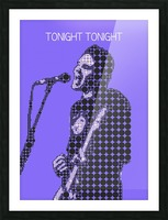 tonight tonight   billy Corgan Picture Frame print