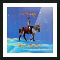Good Knight  Sweet Dreams Picture Frame print