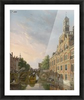 The Old Women and Children Home at the Spui, The Hague Picture Frame print
