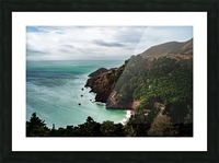 Kirby Cove Picture Frame print