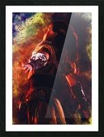 aloy   horizon zero dawn videogame Picture Frame print