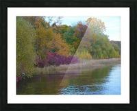 Gods Palette Picture Frame print