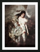 Clothed with Strength and Dignity Picture Frame print