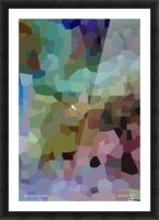 dissonant harmonies Picture Frame print