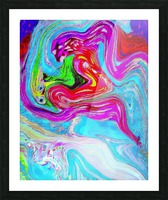 Ethereal Pleasures Picture Frame print