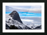 Ha Ling Mountain  Picture Frame print