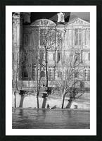 Couche du Soleil Louvre Picture Frame print