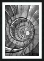 Escargot Picture Frame print