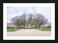 Place des Vosges Picture Frame print