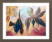 Magnolias  Picture Frame print