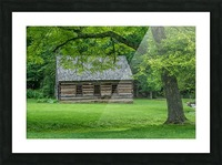 Spring Mill State Park - Mitchell - Indiana Picture Frame print