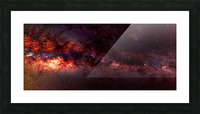 Hymn of the Cosmos Picture Frame print