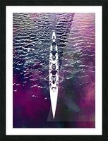 Swimmer sport art  Picture Frame print